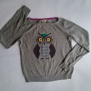 Mossimo Supply Co Owl Print Sweater 🦉